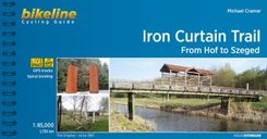 Bikeline Cycling Guide Iron Curtain Trail From Hof to Szeged