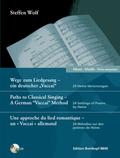 Wege zum Liedgesang - mittlere Stimme, m. Audio-CD