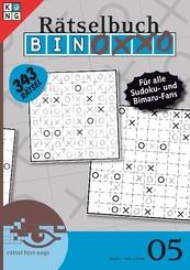 Binoxxo Rätselbuch - Bd.5