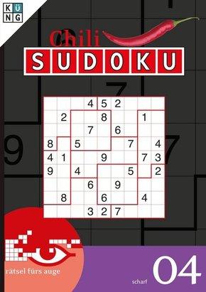 Chili Sudoku - Bd.4