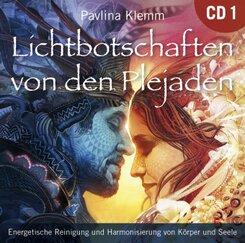 Lichtbotschaften von den Plejaden, Übungs-CD, 1 Audio-CD - Vol.1