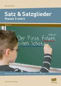 Satz & Satzglieder - Klasse 3 und 4