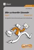 Die Schnelle Stunde Sport, Klasse 3/4