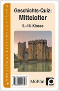 Geschichts-Quiz: Mittelalter (Kartenspiel)