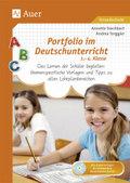 Portfolio im Deutschunterricht 1.-4. Klasse, m. CD-ROM