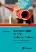 Assessments in der Rehabilitation: Bewegungsapparat, m. CD-ROM; .2