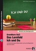 """Grundkurs DaZ: Das Lernfeld """"Ich und Du"""", m. CD-ROM"""