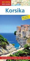 Go Vista Info Guide Reiseführer Korsika, m. 1 Karte