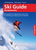 Vista Point Reiseführer Ski Guide Nordamerika - Reiseführer A bis Z
