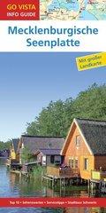 Go Vista Info Guide Reiseführer Mecklenburgische Seenplatte, m. 1 Karte