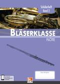 Leitfaden Bläserklasse: 6. Klasse, Schülerheft - Flöte - Bd.2
