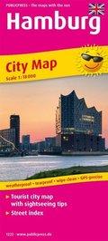 PublicPress City Map Hamburg