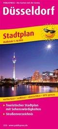 PublicPress Stadtplan Düsseldorf