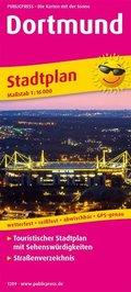 PublicPress Stadtplan Dortmund