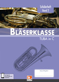 Leitfaden Bläserklasse: 6. Klasse, Schülerheft - Tuba - Bd.2