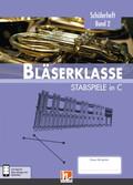 Leitfaden Bläserklasse: 6. Klasse, Schülerheft - Stabspiele - Bd.2