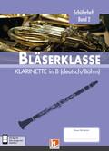 Leitfaden Bläserklasse: 6. Klasse, Schülerheft - Klarinette - Bd.2