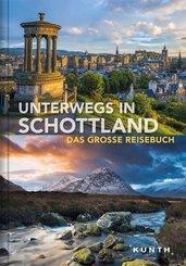 KUNTH Bildband Unterwegs in Schottland