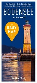 EASY MAP Bodensee 1:80.000