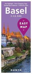 EASY MAP Basel 1:12.500
