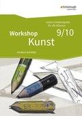 Workshop Kunst: Unterrichtsbeispiele für die Klassenstufen 9/10, m. CD-ROM