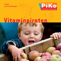 Vitaminpiraten, Audio-CD