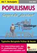"""Populismus - Gegen die """"da oben"""""""