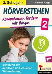 Hörverstehen / Klasse 2