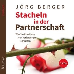 Stacheln in der Partnerschaft, 2 Audio-CDs