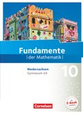 Fundamente der Mathematik, Gymnasium Niedersachsen G9: 10. Schuljahr, Schülerbuch