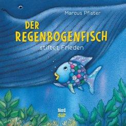 Der Regenbogenfisch stiftet Frieden, kleine Ausgabe