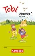 Tobi, Neubearbeitung (2016): Wörterhefte Verben, 3 Bde.