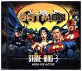 Batman: Stone King - Krieg der Götter, 1 Audio-CD - Folge.3