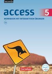 English G Access - Allgemeine Ausgabe: 9. Schuljahr, Workbook mit interaktiven Übungen; 5