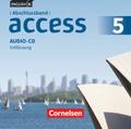 English G Access - Allgemeine Ausgabe: 9. Schuljahr, Audio-CD Abschlussband; .5