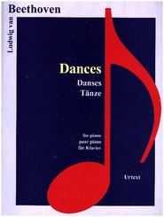 Tänze, für Klavier