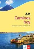 Caminos hoy: Lösungsheft zum Kurs- und Übungsbuch A2