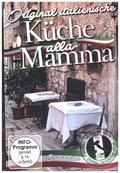 Original italienische Küche alla Mamma - Süditalien, 1 DVD