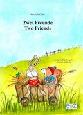 Zwei Freunde, deutsch-englisch - Two Friends, German-English