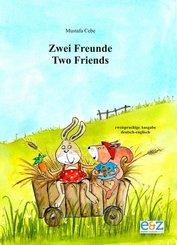 Zwei Freunde, deutsch-englisch - Two Friends, German-English