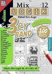 Mix Logik 3er-Band - Nr.12