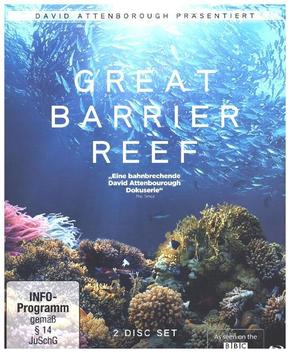 Great Barrier Reef, 2 Blu-ray