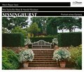Sissinghurst - Portrait eines Gartens, 3 Audio-CDs