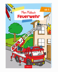 Mein Malbuch - Feuerwehr