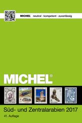 MICHEL Süd- und Zentralarabien 2017 - Bd.2