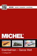 MICHEL Motiv Eisenbahnen - Ganze Welt
