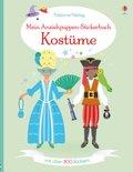Mein Anziehpuppen-Stickerbuch: Kostüme