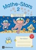 Mathe-Stars: 2. Schuljahr, Übungsheft Fördern und Inklusion