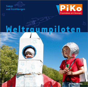 "PiKo CD ""Weltraumpiloten"", Audio-CD"