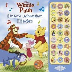 Winnie Puuh, Unsere schönsten Lieder -  27-Button-Soundbuch